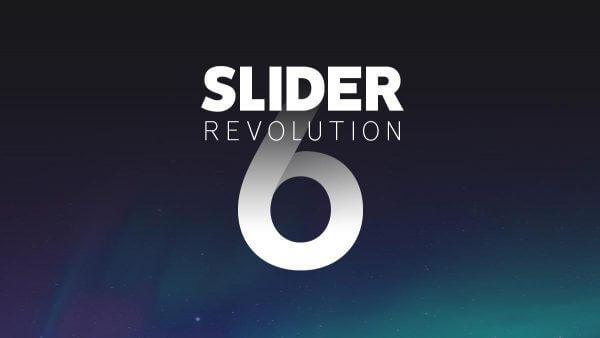 افزونه روولوشن اسلایدر | slider revolution سالم + افزودنی ها