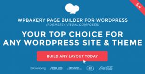 افزونه ویژوال کامپوزر | Wpbakery Page Builder