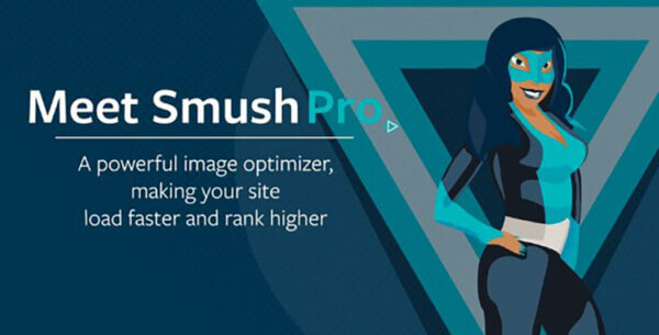 افزونه فشرده ساز عکس وردپرس   Wp Smush Pro