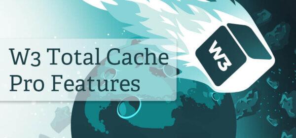 افزونه کش وردپرس W3 Total Cache Pro