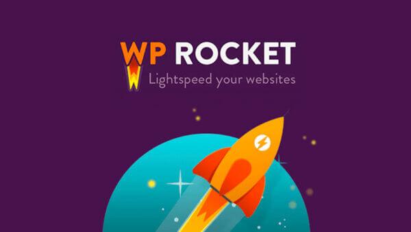 افزونه حرفه ای افزایش سرعت سایت وردپرس WP Rocket