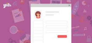 افزونه ویرایش حساب کاربری ووکامرس   YITH WooCommerce Customize My Account Page
