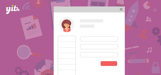 افزونه ویرایش حساب کاربری ووکامرس | YITH WooCommerce Customize My Account Page