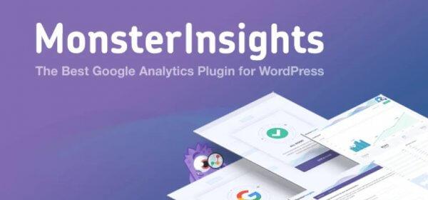 افزونه اتصال گوگل آنالیز به وردپرس MonsterInsights Pro + افزودنی ها