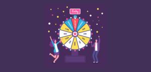 افزونه گردونه شانس ووکامرس   WooCommerce Lucky Wheel Spin To Win