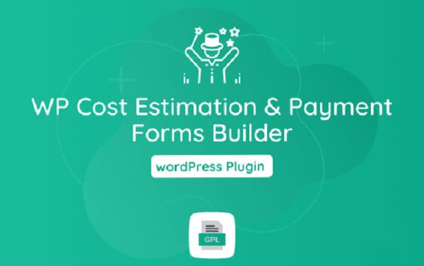افزونه سفارش گیری و برآورد هزینه | WP Cost Estimation & Payment Form Builder