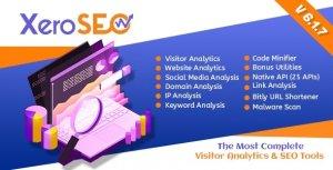 اسکریپت XeroSEO – آنالیز آمار بازدید و سئو سایت