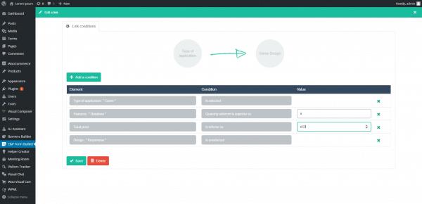 افزونه سفارش گیری و برآورد هزینه   WP Cost Estimation & Payment Form Builder