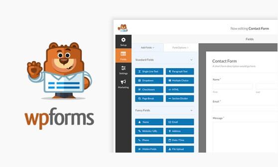 فرم ساز وردپرس حرفه ای | WPForms pro