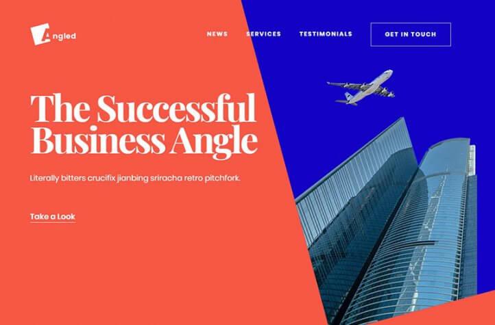 Angled Business Website 722x475 - Angled Business Website