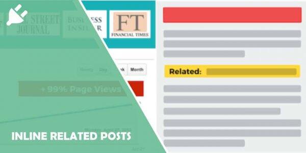 افزونه نوشتههای مرتبط هوشمند | Inline Related Posts Pro