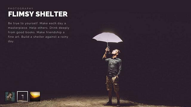 slider fancytext - Fancy Text Slider