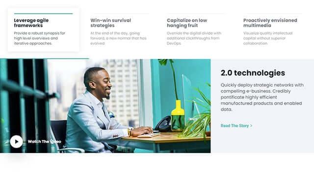 Corporate Carousel With Lightbox - Corporate Carousel With Lightbox